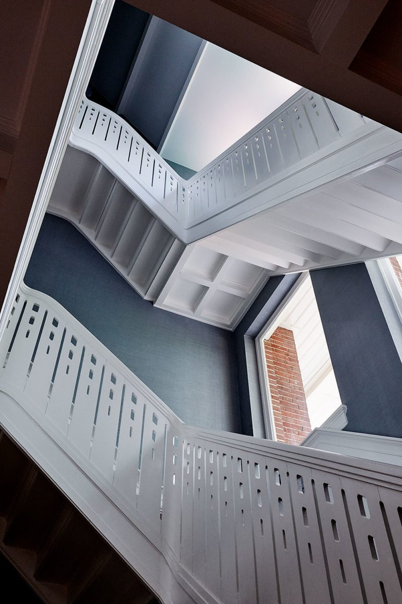 huge staircase