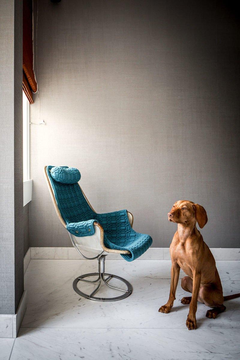 dutch interior design dogg lightning soft marble floor