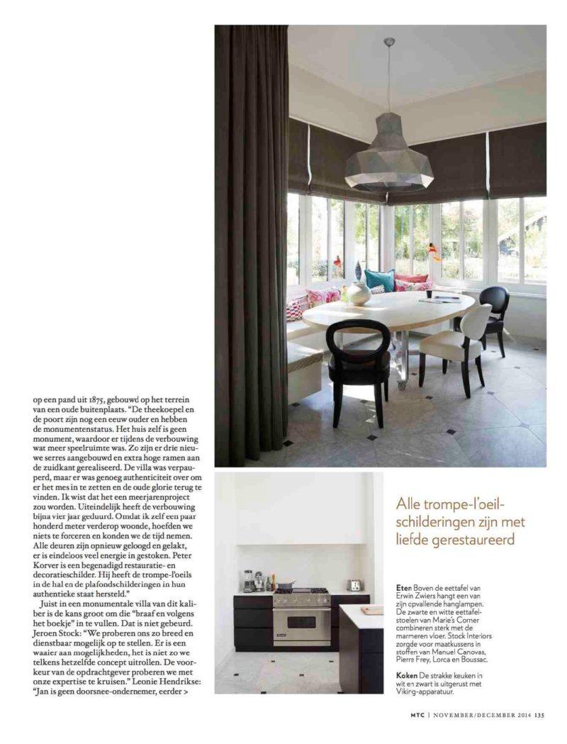 Eettafel Stoelen Modern.Mtc 11 14 Stock Dutch Design