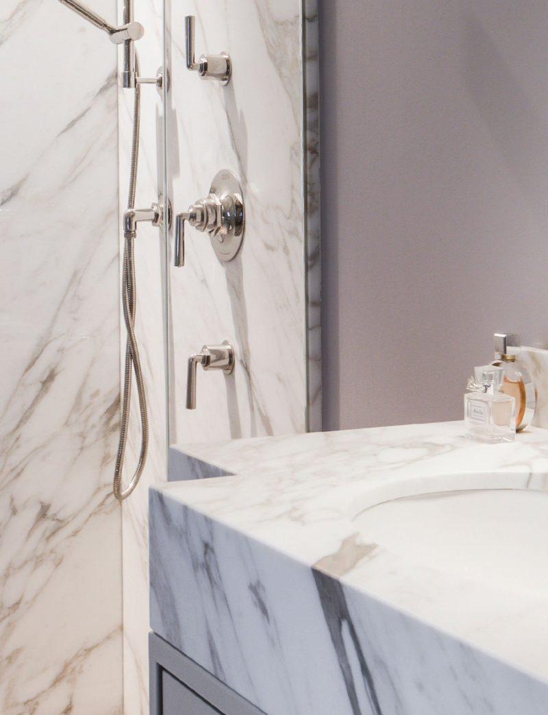 granite shower room interior design