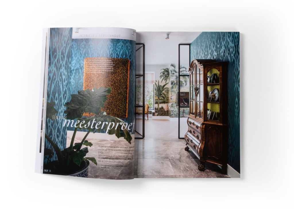 stock dutch design magazines